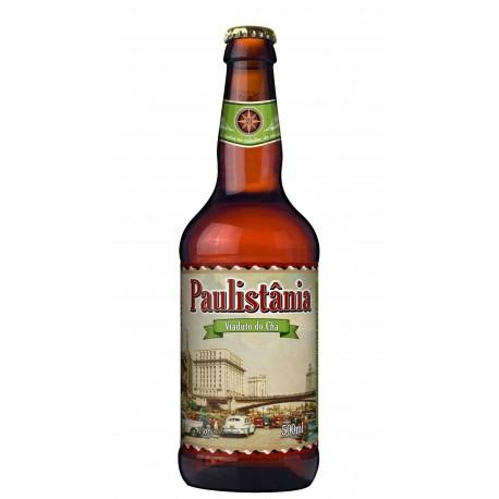 Cerveja Paulistânia Viaduto do Chá 500ml