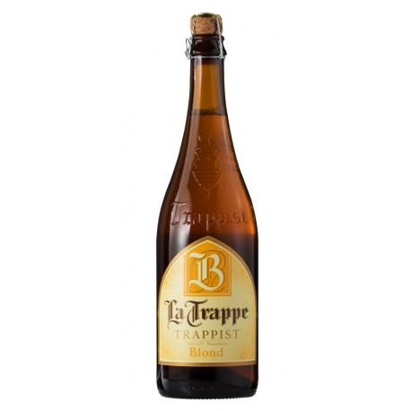 Cerveja Holandesa La Trappe Blond 750ml