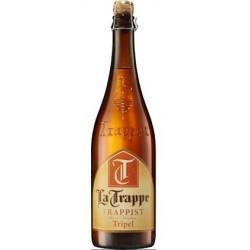 Cerveja Holandesa La Trappe Tripel 750ml