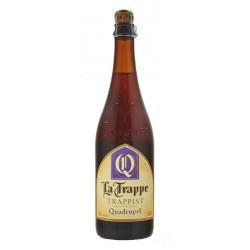 Cerveja Holandesa La Trappe Quadrupel 750ml