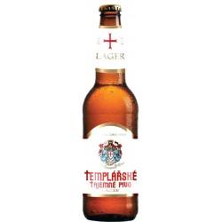 Cerveja Tcheca Templarske Tajemne Pivo Lager 500ml