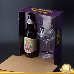 Kit Wonderland Curiouser & Curiouser com 1 Cerveja e 1 Taça