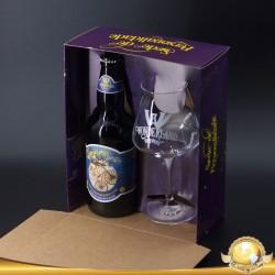 Kit Wonderland Timeless Porter com 1 Cerveja e 1 Taça