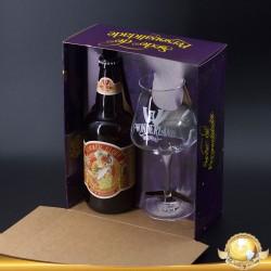 Kit Wonderland Summer Glory com 1 Cerveja e 1 Taça