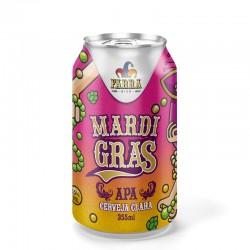 Cerveja Farra Bier Mardi Gras American Pale Ale 350ml