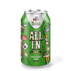 Cerveja Farra Bier All In American IPA 350ml