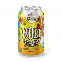 Cerveja Farra Bier Holi New England IPA 350ml