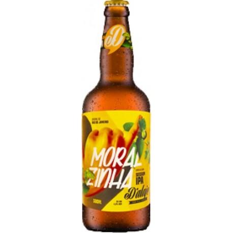 Cerveja D'alaje Moralzinha Session IPA 500ml