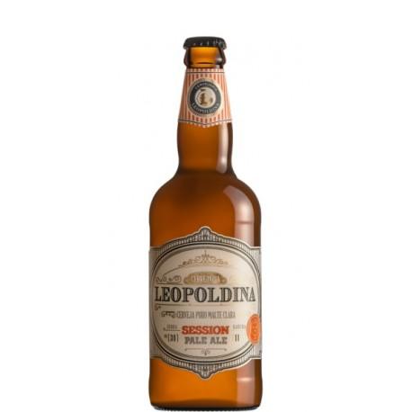 Cerveja Leopoldina Session Pale Ale 500ml