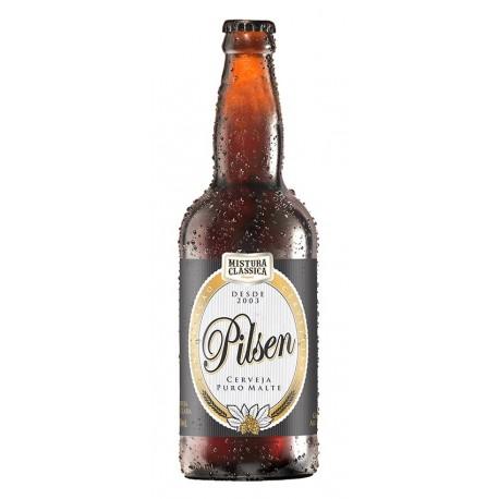 Cerveja Mistura Clássica Pilsen 500ml