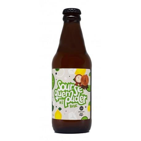 Cerveja D'alaje Sour-se Quem Puder 3 Tonic 300ml