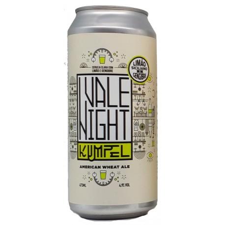 Cerveja Kumpel Vale Night com Limão Siciliano e Gengibre 473ml