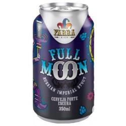 Cerveja Farra Bier Full Moon 350ml