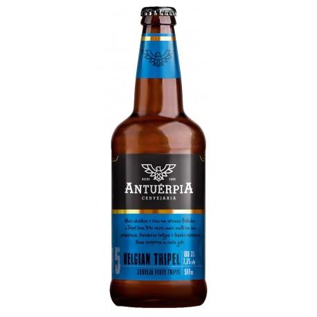 Cerveja Antuérpia Belgian Tripel 500ml