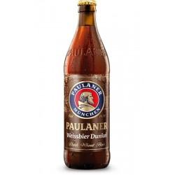 Cerveja Alemã Paulaner Hefe-Weissbier Dunkel 500ml