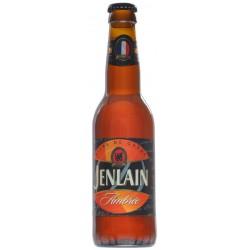 Cerveja Francesa Jenlain Ambrée 330ml