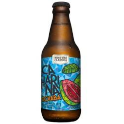 Cerveja Mistura Clássica Catharina Goiaba 300ml