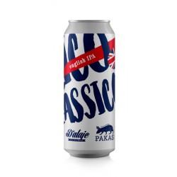 Cerveja Colaborativa D'alaje e Pakas Clássico é Clássico 473ml