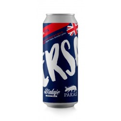 Cerveja Colaborativa D'alaje e Pakas Vice e Versa 473ml