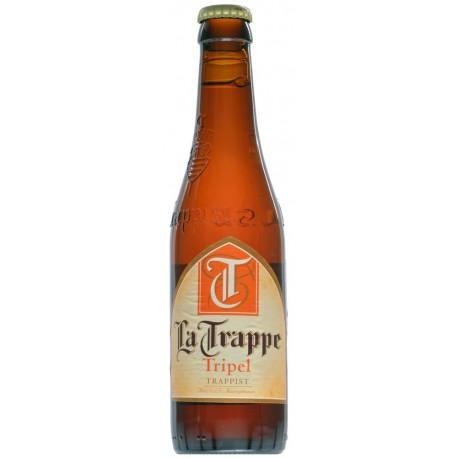 Cerveja Holandesa La Trappe Tripel 330ml