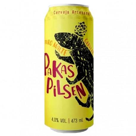 Cerveja PaKas Pilsen 473ml
