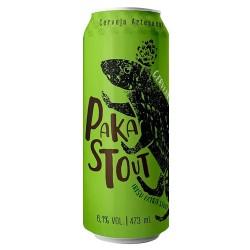 Cerveja PaKas PaKaStout 473ml