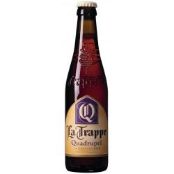 Cerveja Holandesa La Trappe Quadrupel 330ml
