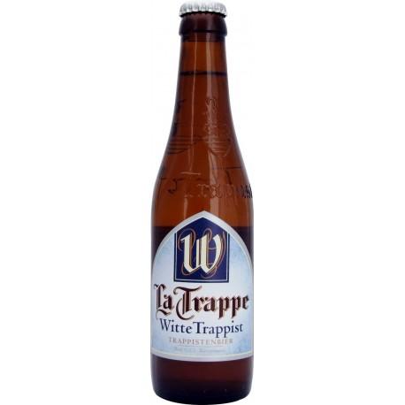 Cerveja Holandesa La Trappe Witte 330ml