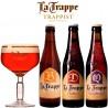 Kit Degustação La Trappe com 3 Cervejas e 1 Copo