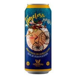 Cerveja Wonderland Timeless Porter Lata 473ml