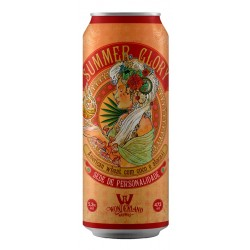 Cerveja Wonderland Summer Glory Lata 473ml