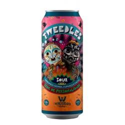 Cerveja Wonderland Tweedles Lata 473ml