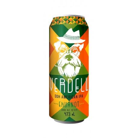 Cerveja Latido Verdell Ekuanot 473ml