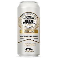 Cerveja Cidade Imperial Pilsen 473ml