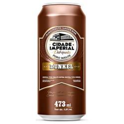 Cerveja Cidade Imperial Dunkel 473ml