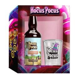 Kit Hocus Pocus com 1 Cerveja Pandora e 1 Caldereta