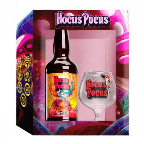 Kit Hocus Pocus com 1 Orange Sunshine e 1 Taça