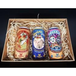 Kit Wonderland Brewery Com 3 Latas 473ml - Mdf