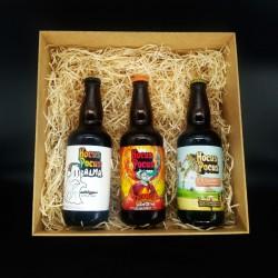 Kit Degustação Hocus Pocus com 3 Cervejas - Mdf