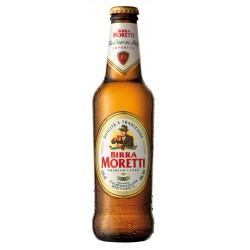 Cerveja Italiana Birra Moretti 330ml