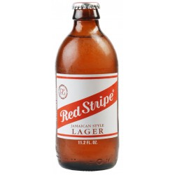 Cerveja Jamaicana Red Stripe 355ml