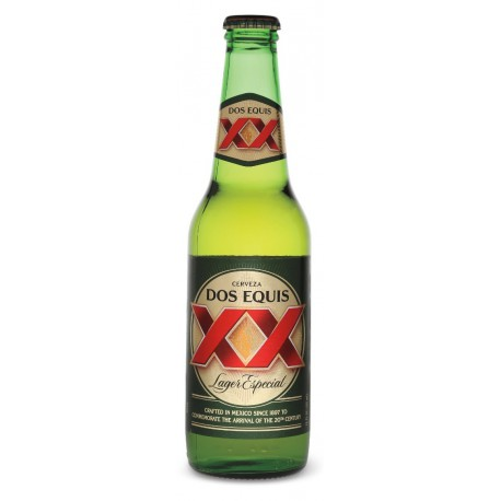 Cerveja Mexicana Dos Equis XX 355ml