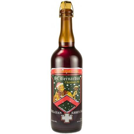 Cerveja Belga St Bernardus Christmas Ale 750ml