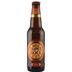 Cerveja Portuguesa Super Bock Abadia 330ml