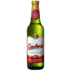 Cerveja Tcheca Czechvar Premium Lager 500ml