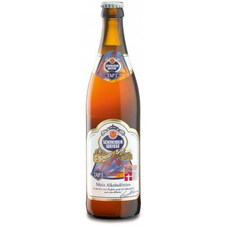 Cerveja Alemã Schneider Weisse TAP 3 Mein Alkoholfreies 500ml