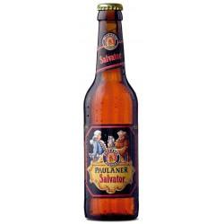 Cerveja Alemã Paulaner Salvator 330ml