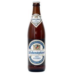 Cerveja Alemã Weihenstephaner Hefe-Weissbier 500ml