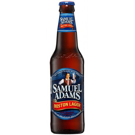 Cerveja Americana Samuel Adams Boston Lager 355ml