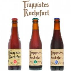 Kit Degustação Trappístes Rochefort